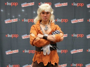 Khan Noonien Singh - New York Comic Con 2013