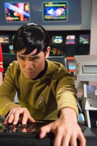 Lt. Hikaru Sulu - Star Trek: New Voyages